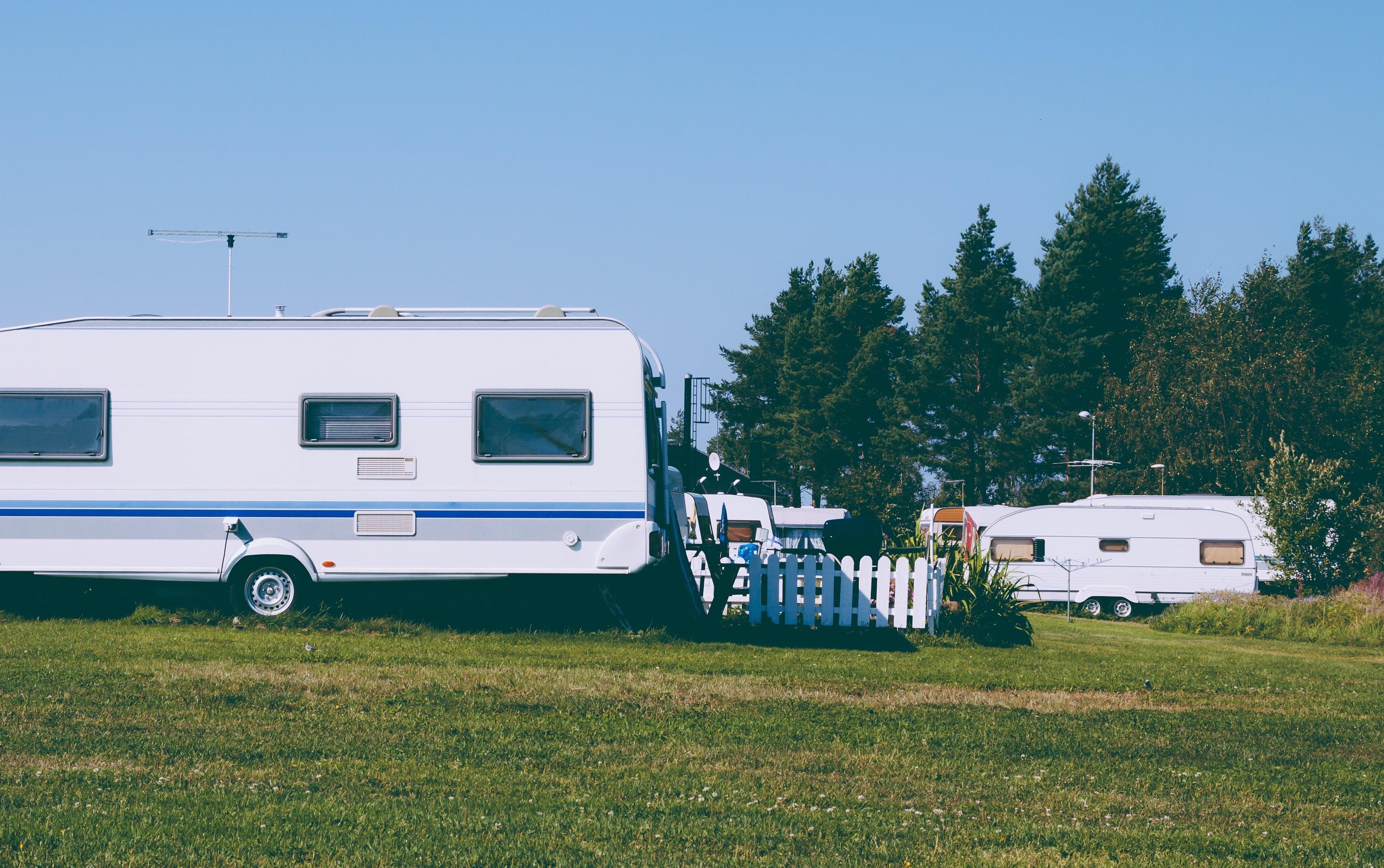 camping life Finland